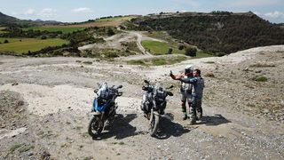 Discover motorcycle tours in spain